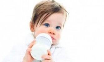 Змішане вигодовування дитини