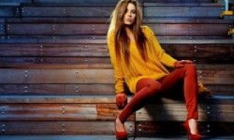 Поєднання кольорів в одязі