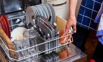 Сіль для посудомийної машини: для чого потрібна, куди засипати?