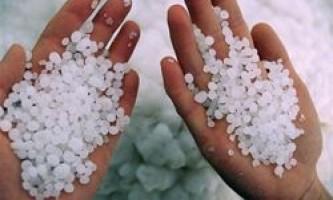 Сіль мертвого моря