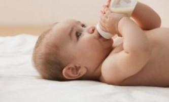Склад грудного молока