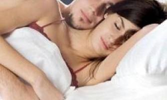 Спільний сон корисний для здоров`я