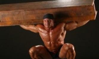 Специфічний тренінг м`язів ніг