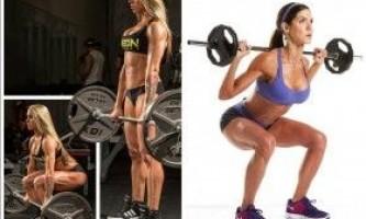 Станова тяга і присідання: секрети і шоковий тренінг