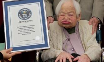 Найстарша жінка в світі
