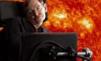 """Стівен хокінг: """"частка бога"""" може знищити всесвіт"""