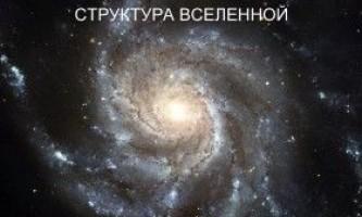 Структура всесвіту