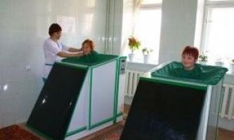 Сухі вуглекислі ванни