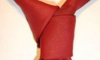 Існують більш 177 000 способів зав`язати краватку