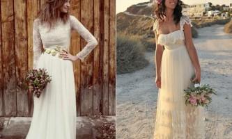 Весілля в стилі рустик