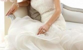 Весільна мода 2014