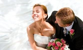 Весільний танець жениха і нареченої