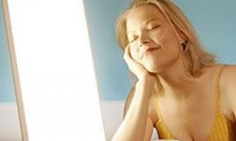 Світлова терапія - ліки проти депресії