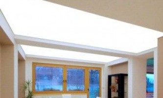 Світлові натяжні стелі: інструкція з монтажу