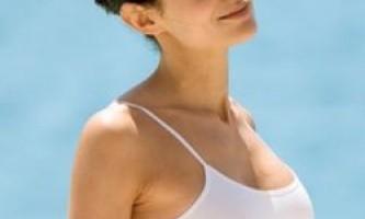 Стискання грудей запобігає раку грудей