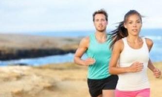 Техніка бігу для початківців