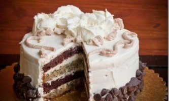 Торт «чорний принц» - рецепт