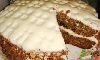 Торт мрія життя - рецепт