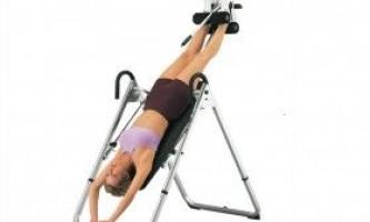 Тренажер для хребта після важких тренувань