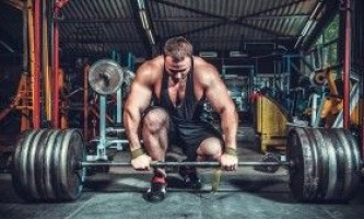 Тренінг у бодібілдингу з паузою