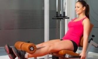 Тренування ніг для дівчат