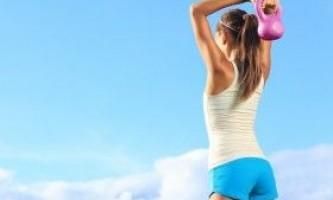 Тренування спини для дівчат