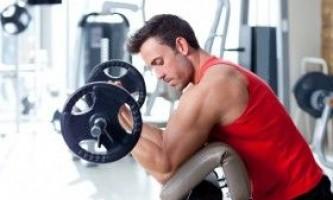 Тренування в бодібілдингу: 20 хвилин