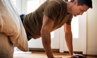 Тренування без заліза в домашніх умовах