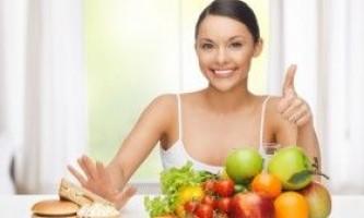 Тренування і раціон для швидкої втрати жиру