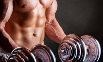 Тренування в бодібілдингу для атлетів, що змагаються
