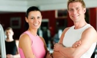 Тренування в парі - для тіла і душі