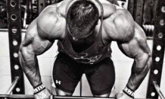Тренувальний принцип негативних повторень в бодібілдингу