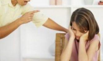 У дітей, на яких кричать батьки, вище ризик розвитку раку