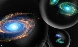Вчені знайшли перший доказ існування інших всесвітів