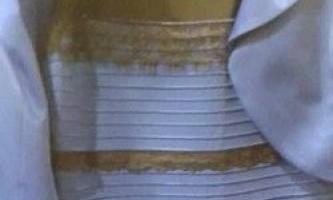 Вчені визначили третій колір сукні