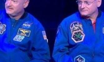 """Науковці перевірять """"парадокс близнят"""" в космосі"""