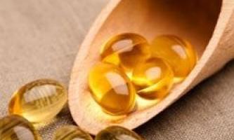 Вчені виявили природну функцію вітаміну е