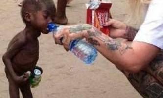 Дивовижне перетворення хлопчика з нігерії, кинутого на вулиці