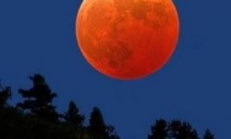Дивовижні факти про місяць