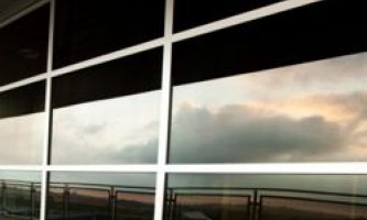 """""""Розумні"""" вікна блокують тепло сонячного світла"""