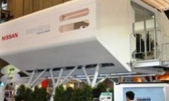 """""""Розумний будинок"""" компанії nissan зможе заряджатися від батареї автомобіля"""