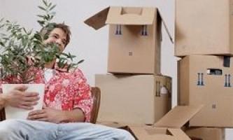 Упаковка і перевезення речей при переїзді