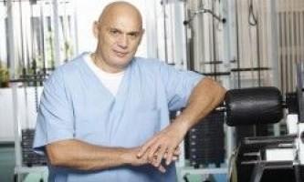 Вправи доктора бубновського