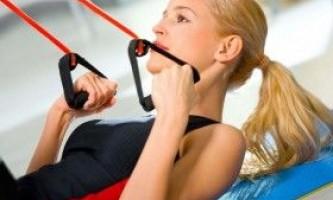 Вправи з еспандером для жінок