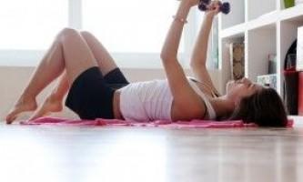 Уроки фітнесу вдома для схуднення