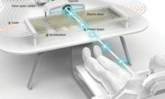 В америці розробляють доступний апарат для протонної терапії