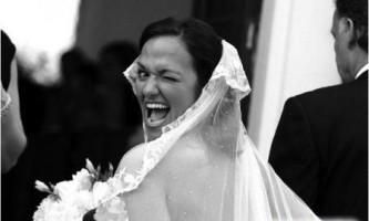 У чому різниця між весіллям і пограбуванням?