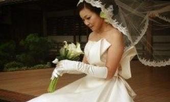 В японії влаштовують сольні весілля для одиноких жінок