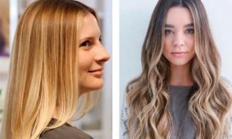В який колір можна пофарбувати русяве волосся ?: