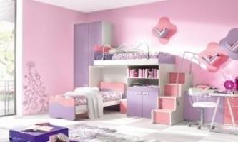 В який колір пофарбувати дитячу кімнату?